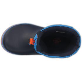 Crocs Crocband LodgePoint - Bottes Enfant - bleu